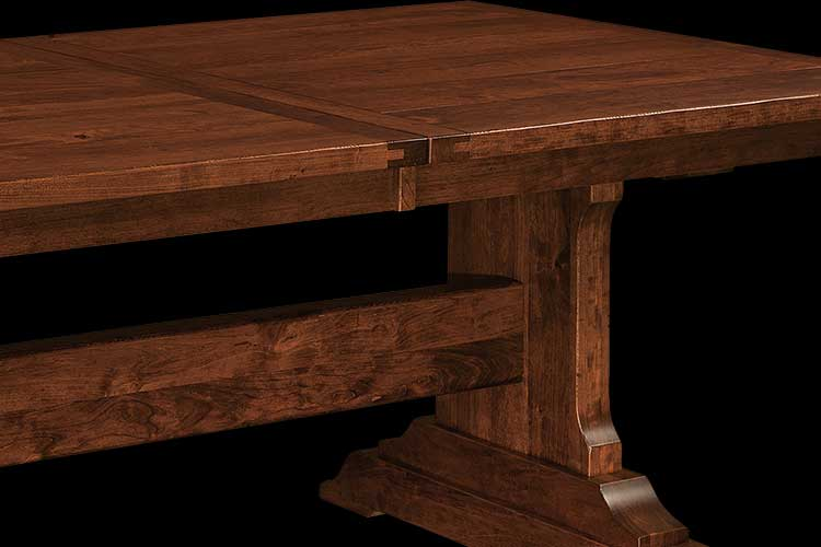 3 Hardwoods Perfect For Your Custom Dining Room Table – Home and ...