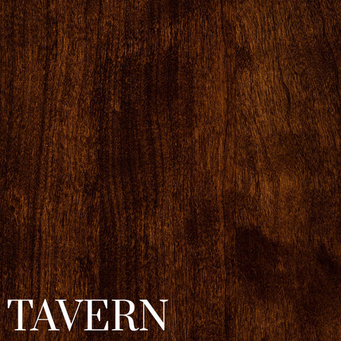 Tavern Finish on Cherry Wood by Home & Timber