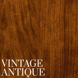 Cherry with a Vintage Antique Finish | Stain Sample | Home and Timber