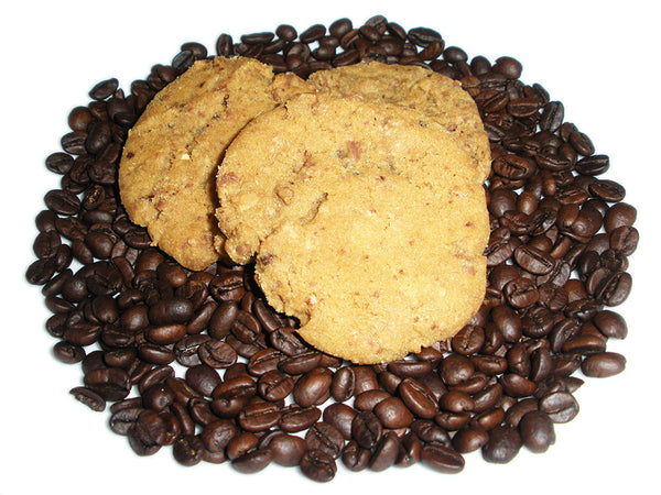 Coffee Toffee Cookies | Tasty Tuesday | Home and Timber