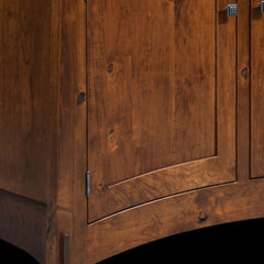Colbran Island - Rustic Cherry Detail by Home and Timber
