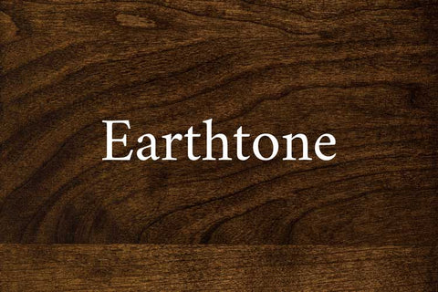 Earthtone on Cherry