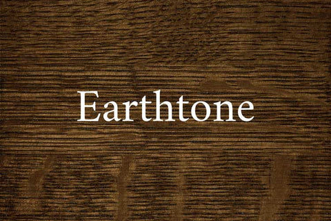 Earthtone on Quarter Sawn White Oak