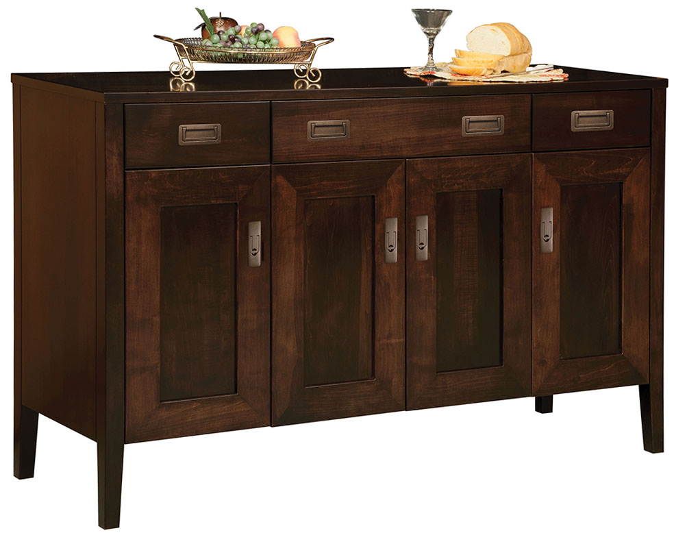 Fayette  Solid Wood Sideboard | Home and Timber