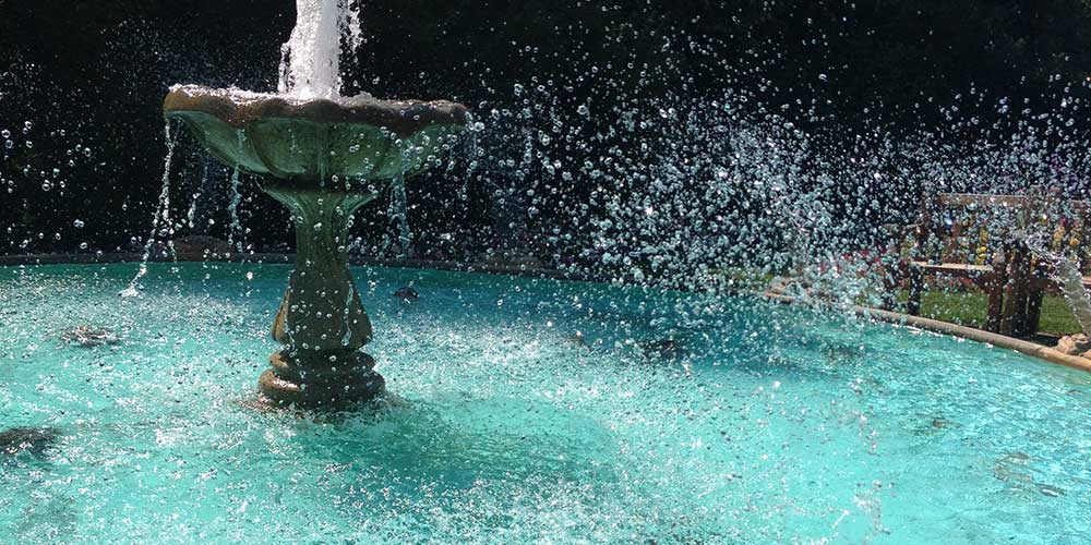 Fountain | Home and Timber