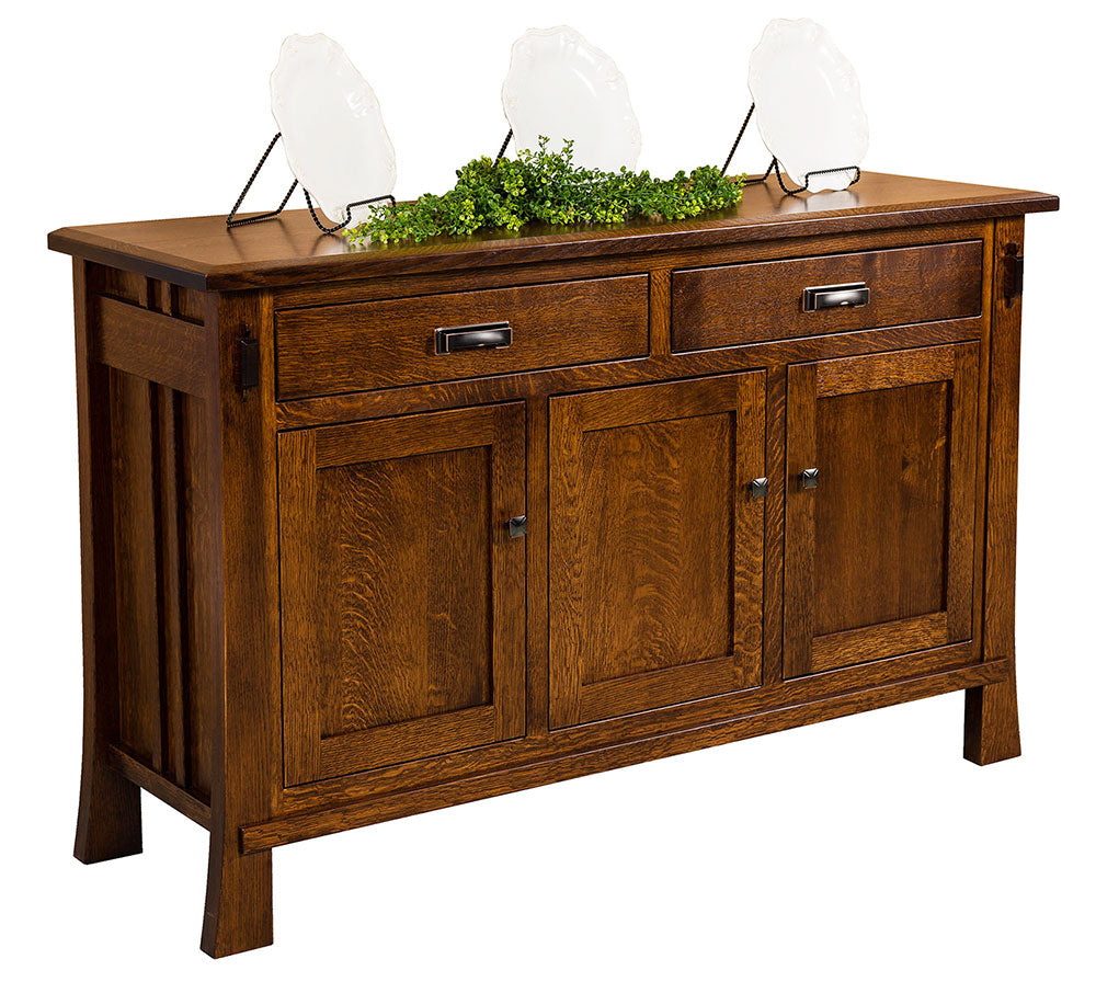 Grant Solid Wood Sideboard | Home and Timber