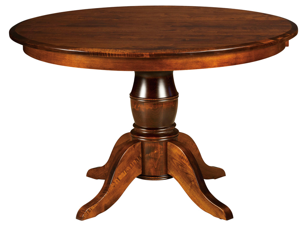 Harrison Single Pedestal Table | Home and Timber