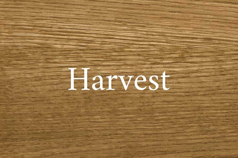 Harvest on Quarter Sawn White Oak