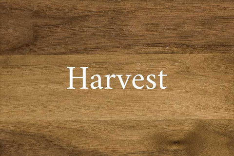 Harvest on Walnut