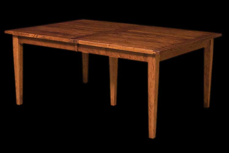 Jacoby Plank Top Expandable Leg Table