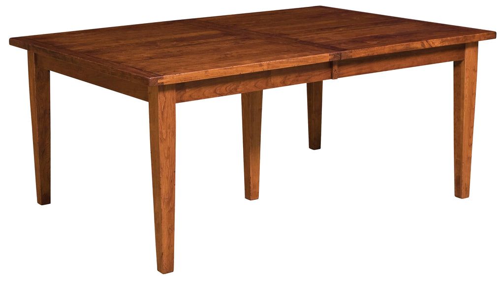 Jacoby Plank Top Leg Table | Home and Timber