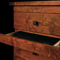 Laredo Lingerie Chest - Rustic Cherry Detail by Home and Timber