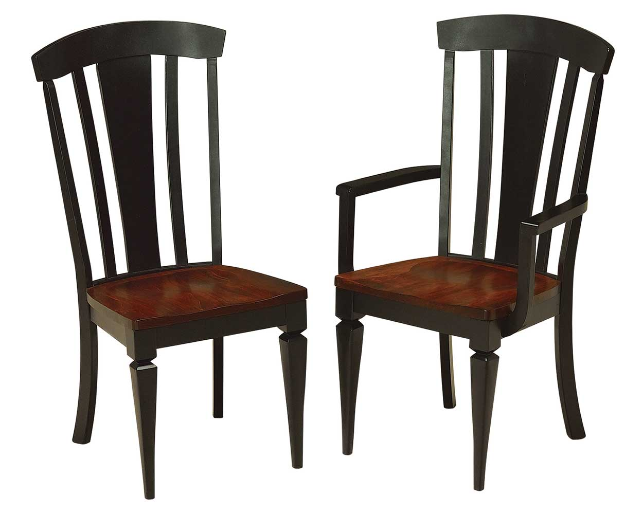 Lexington Solid Wood Dining Chair Double | Home And Timber