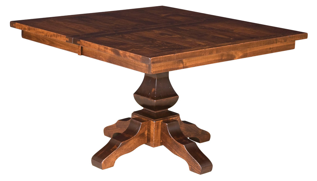 Lincoln Single Pedestal Table | Home and Timber