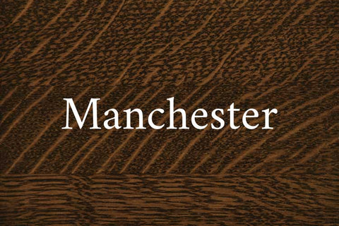 Manchester on Quarter Sawn White Oak