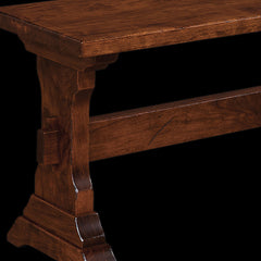 Marvelous Manchester Dining Bench Cherry Detail By Home And Timber ...