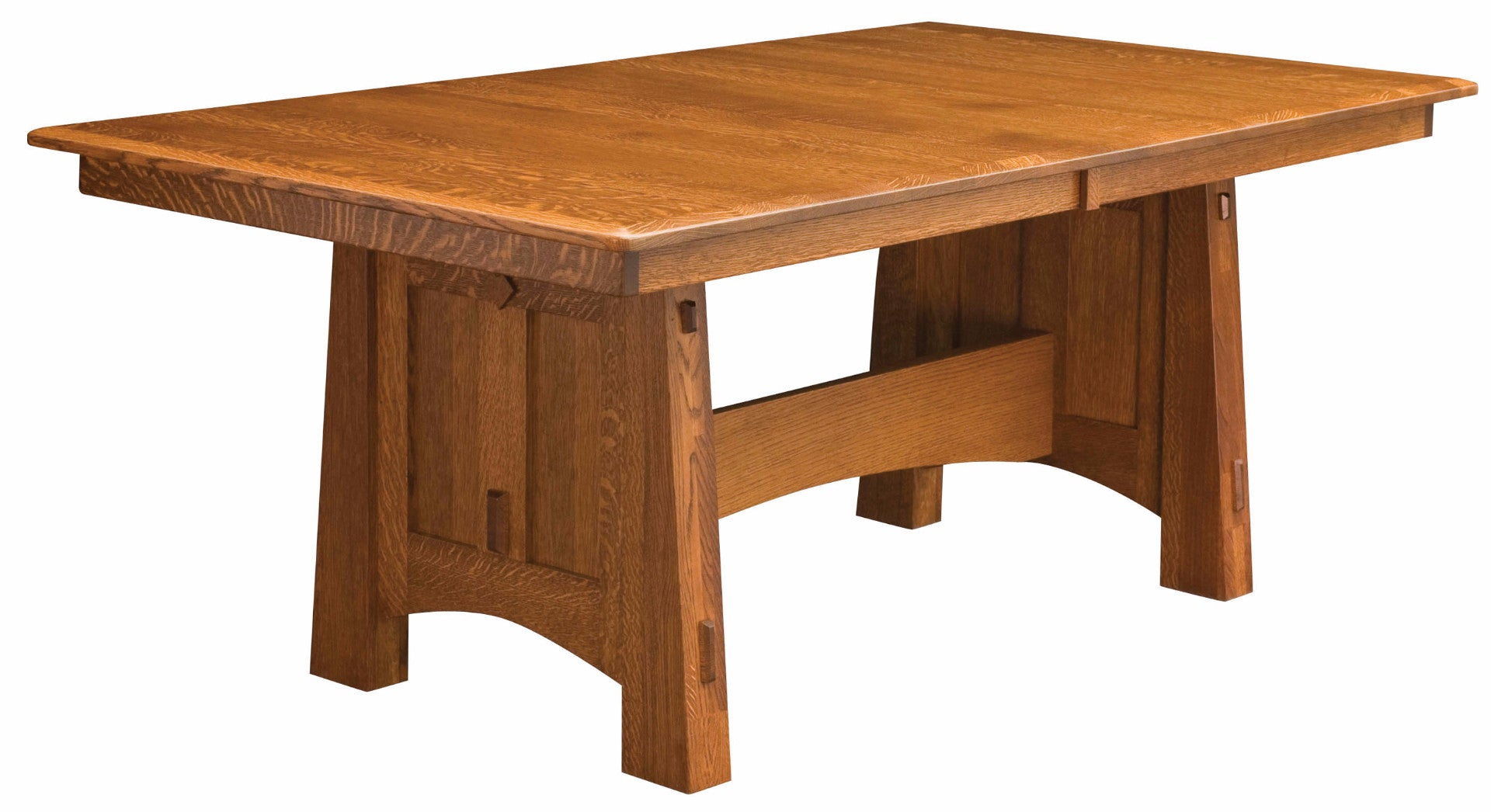 McCoy Trestle Table | Home and Timber