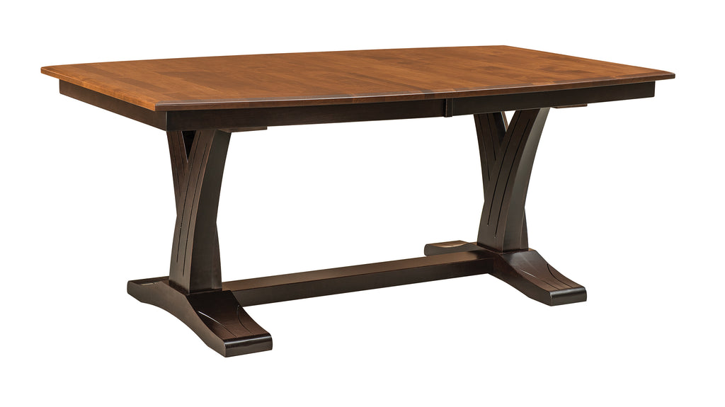 Paris Trestle Table by Home and Timber