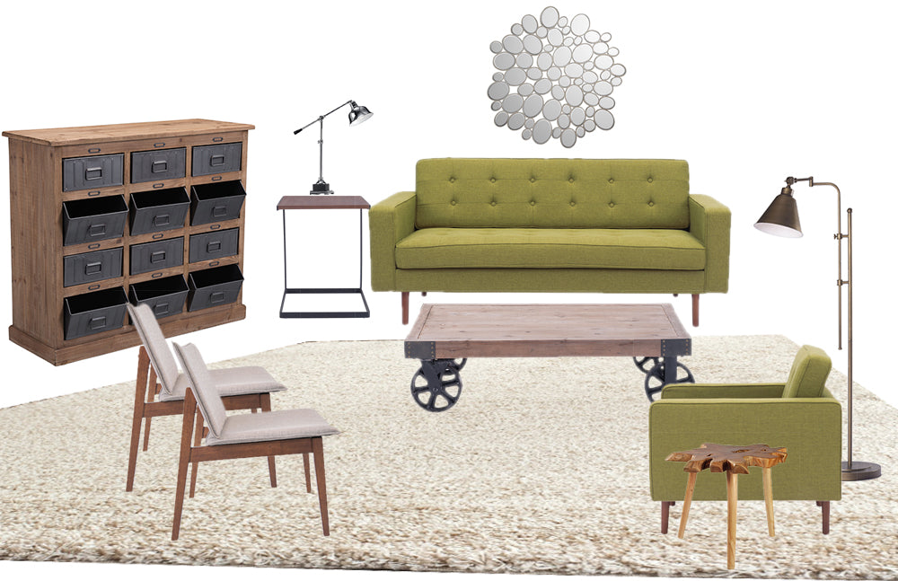 Puget Sofa Inspiration | Feel Good Friday | Home and Timber