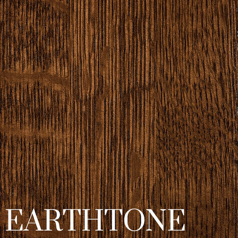 Earthtone Finish on Quarter Sawn White Oak by Home and Timber