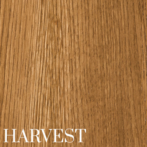 Harvest Finish on Quarter Sawn White Oak by Home and Timber