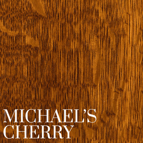 Michael's Cherry Finish on Quarter Sawn White Oak by Home & Timber