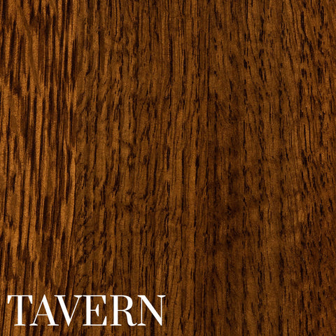 Tavern Finish on Quarter Sawn White Oak by Home and Timber