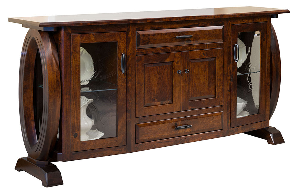 Saratoga Solid Wood Sideboard | Home and Timber