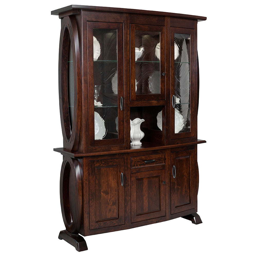 Saratoga Buffet and Hutch | Home and Timber