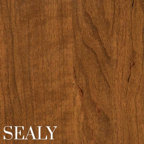 Sealy Finish on Cherry Wood by Home & Timber