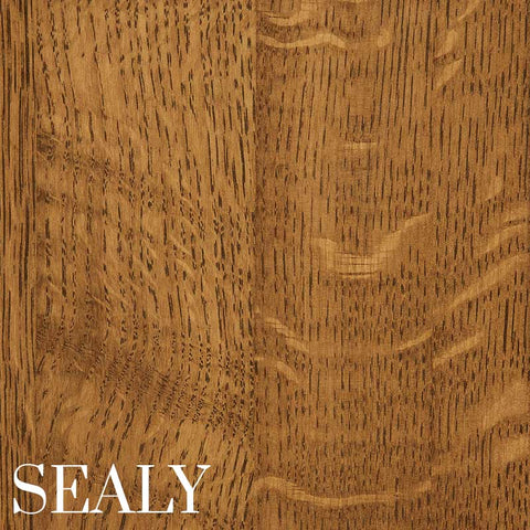 Sealy Finish on Quarter Sawn White Oak by Home and Timber