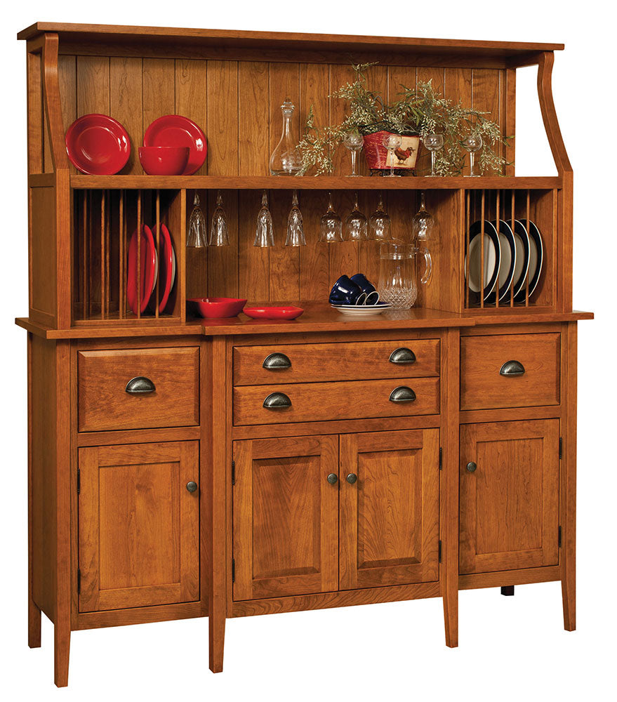 Stowell Buffet and Hutch | Home and Timber