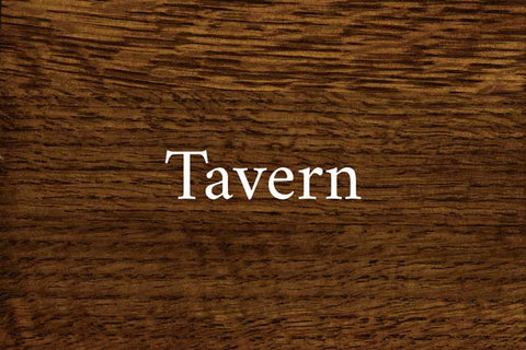 Tavern on Quarter Sawn White Oak