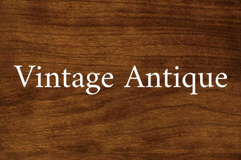 Vintage Antique on Cherry