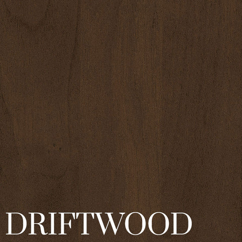 Driftwood Finish on Black Walnut by Home & Timber