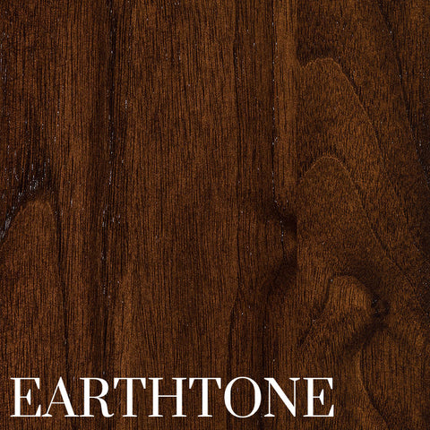 Earthtone Finish on Black Walnut by Home & Timber