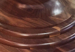 Walnut Grain Detail Walnut Guide by Home and Timber