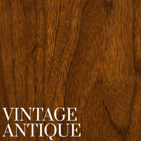 Vintage Antique Finish on Black Walnut by Home & Timber