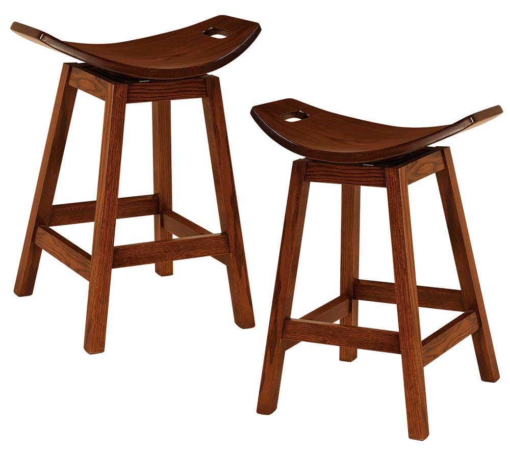 wilford solid wood bar stool home and timber. Black Bedroom Furniture Sets. Home Design Ideas