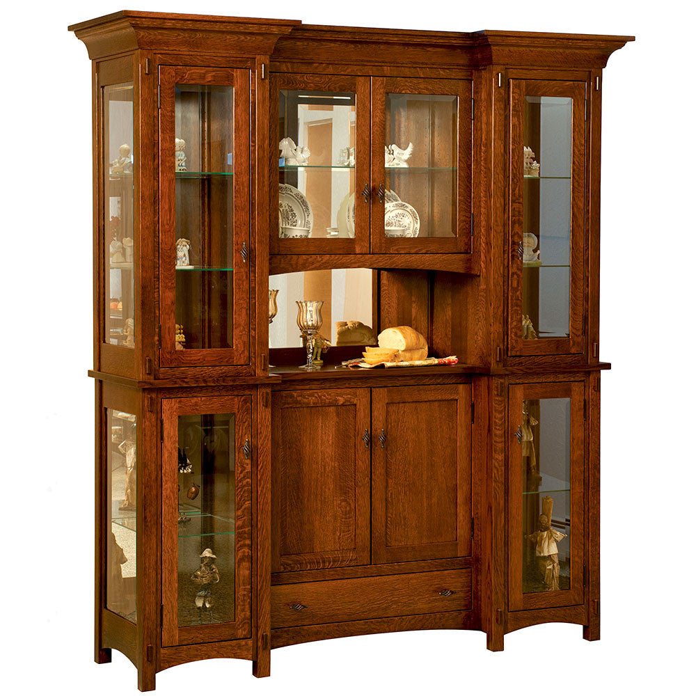Alvada Buffet and Hutch | Home and Timber