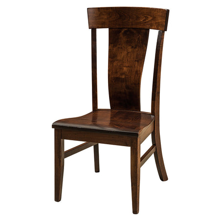 Baldwin Side Dining Chair by Home and Timber