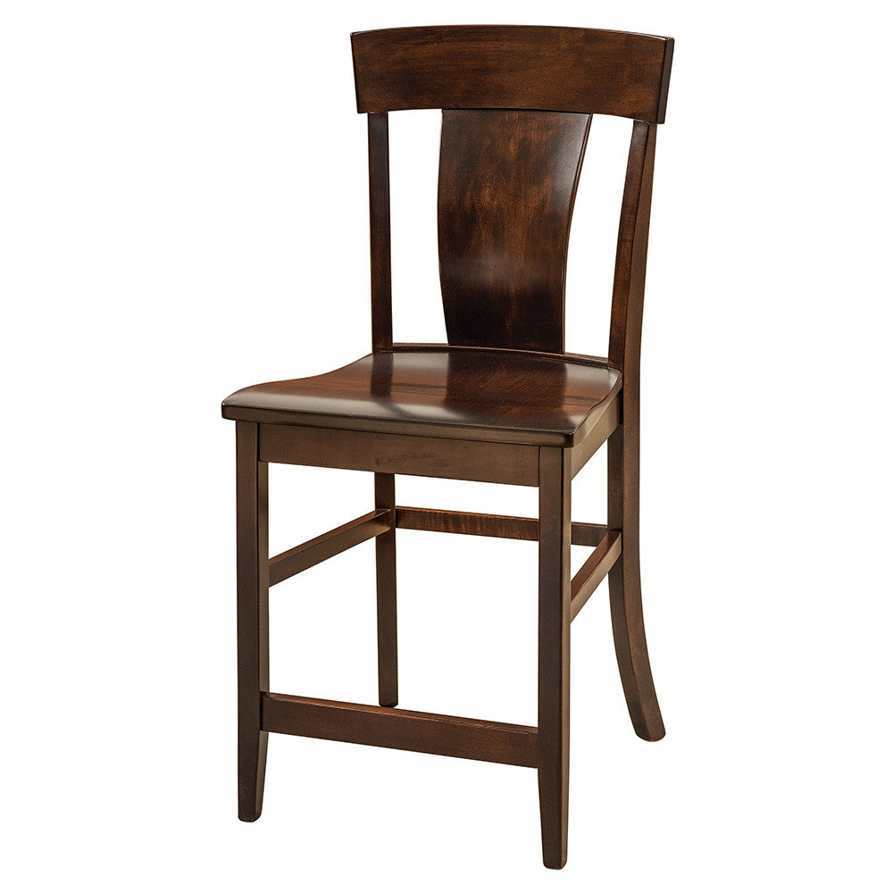 Baldwin Stationary Bar Chair by Home and Timber