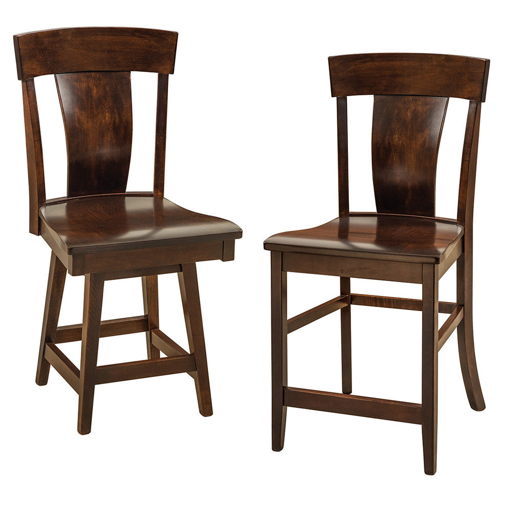 Baldwin Bar Chairs by Home and Timber