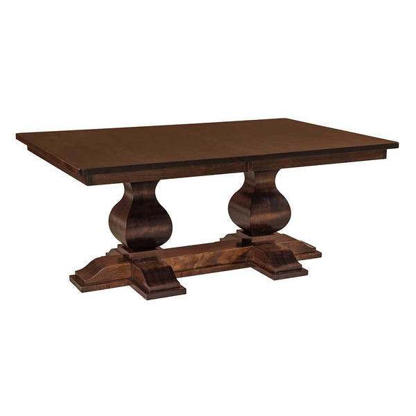 Barrington Double Pedestal | Home and Timber