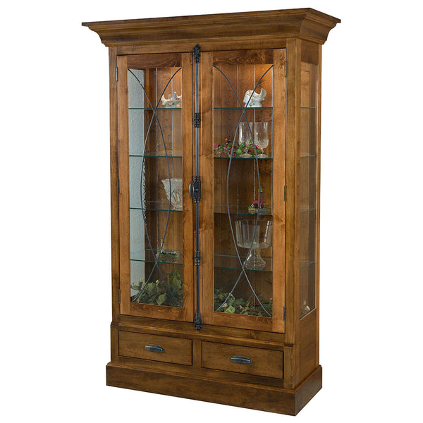 Barstow Curio Cabinet | Home and Timber