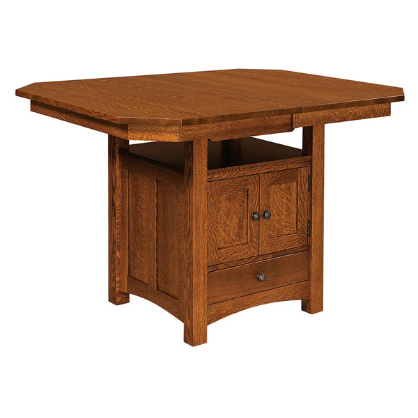 Basset Bar Cabinet Table | Full | Home and Timber