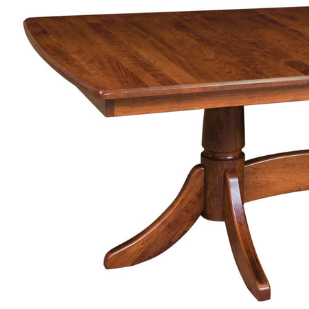 Baytown Double Pedestal Extension Table | Home and Timber