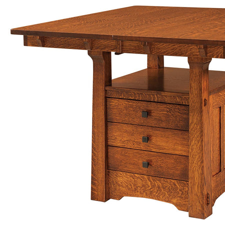Beaumont Cabinet Bar Table | Home And Timber