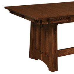 Beaumont Trestle Table | Home and Timber