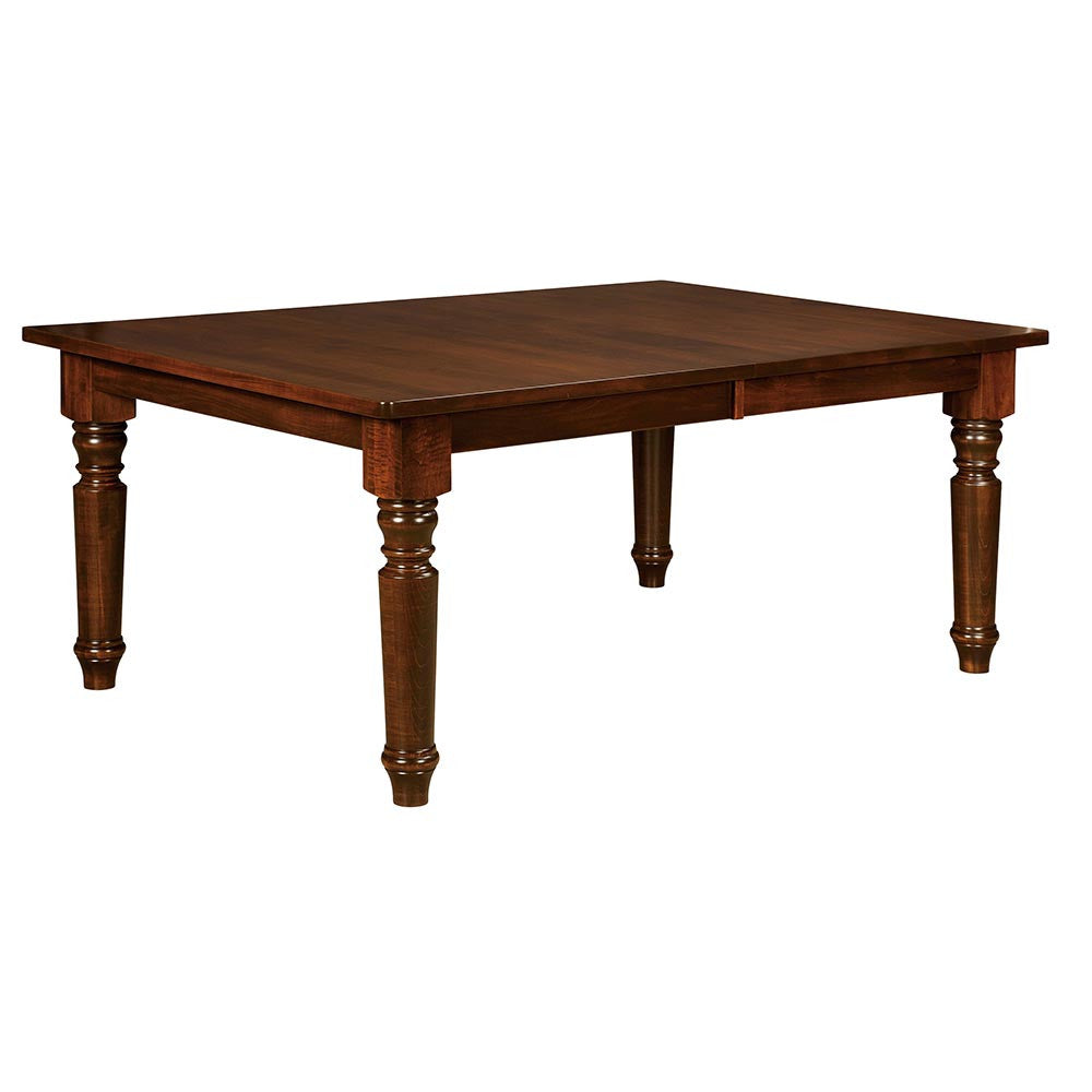 Berkshire Leg Table | Full | Home and Timber